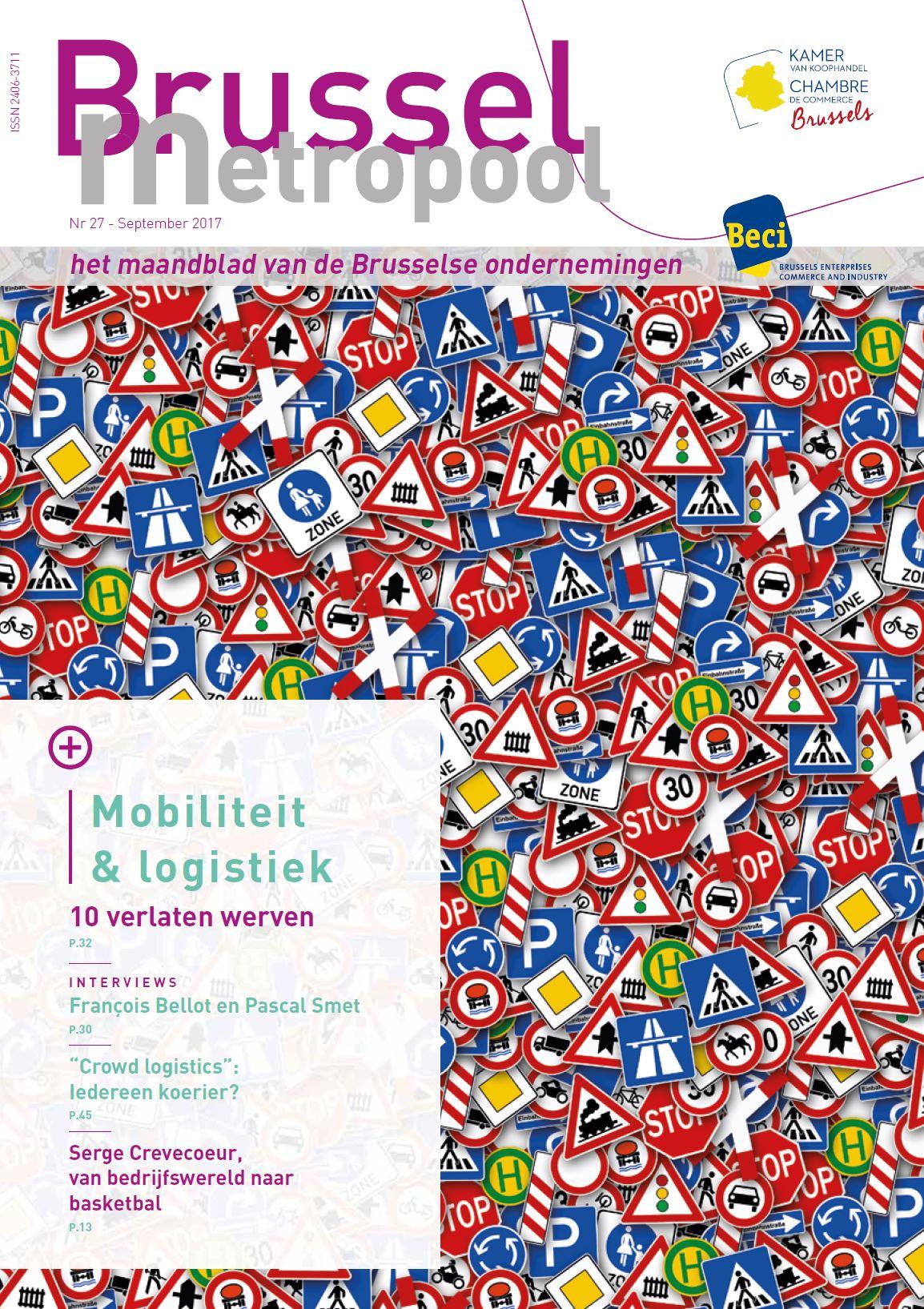 Magazine Brussel Metropool