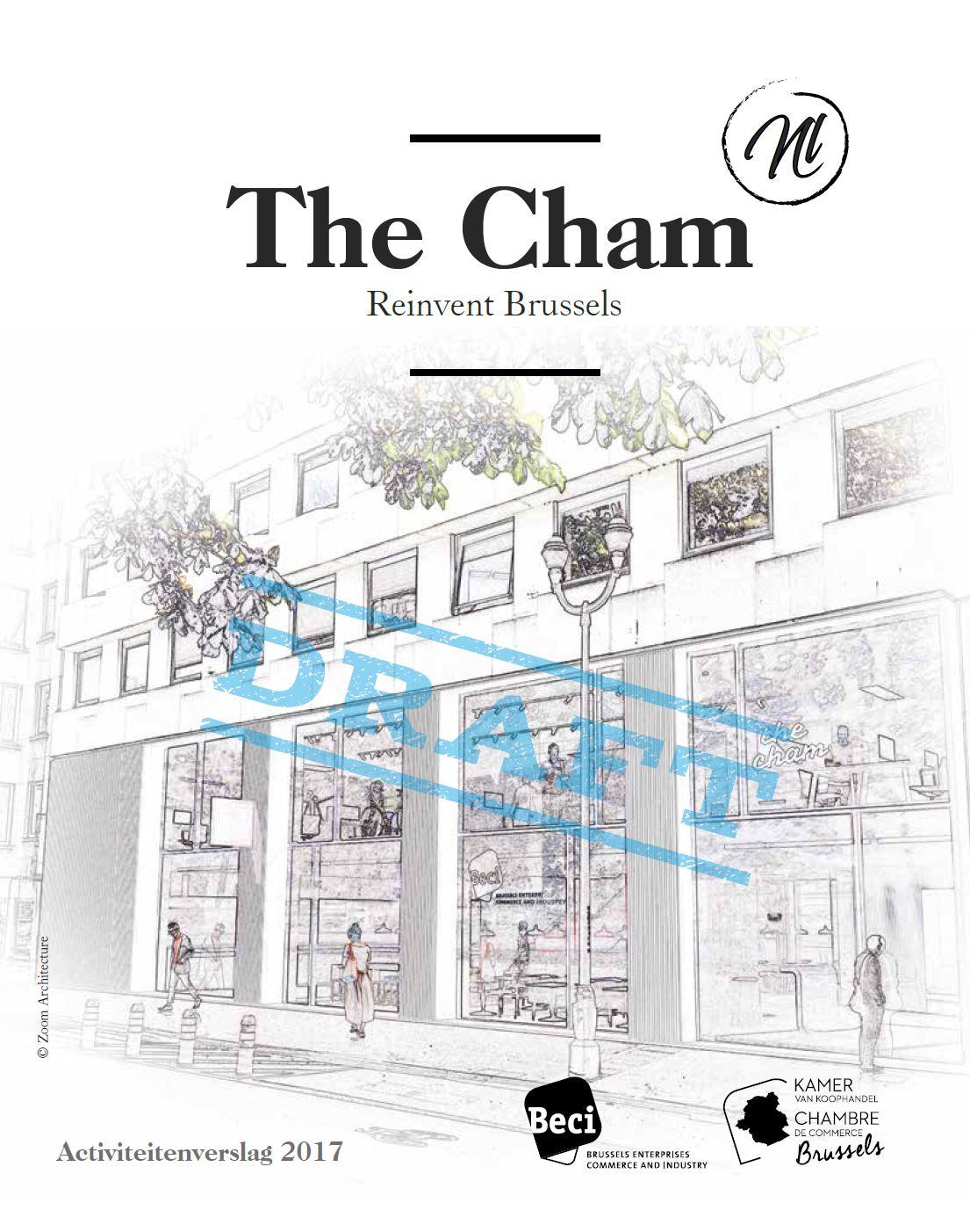 Jaarverslag The Cham 2016-2017