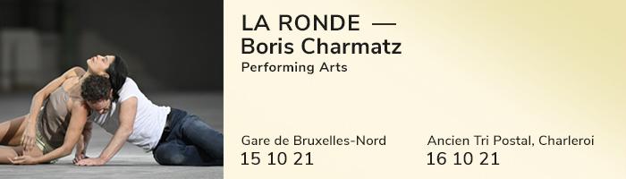 La Ronde, Boris Charmatz, Performing Arts, 15 10 21